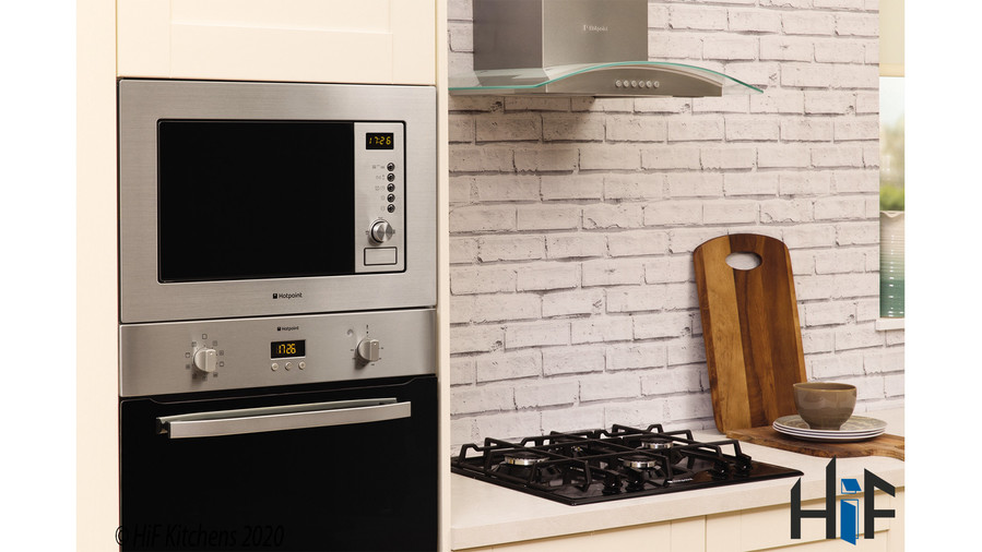 Hotpoint New style MWH 122.1 X Built-In Microwave  Image 7