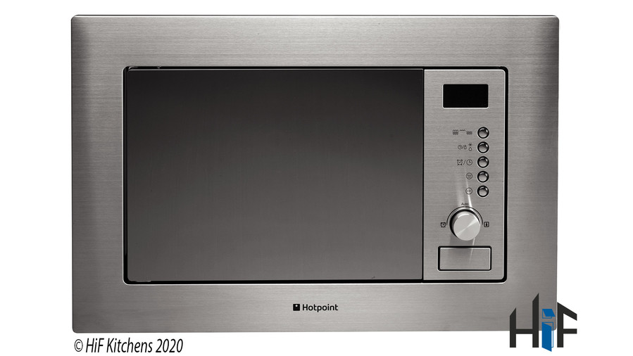 Hotpoint Newstyle MWH 122.1 X Built-In Microwave  Image 1
