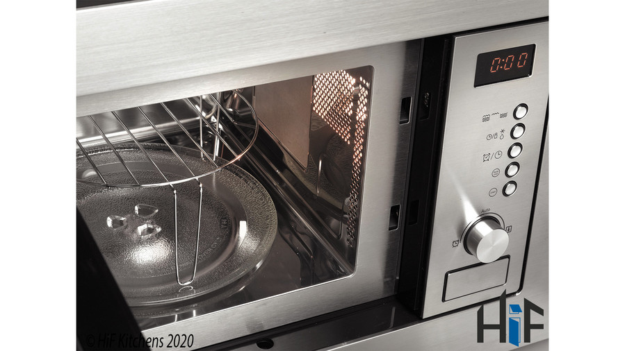 Hotpoint Newstyle MWH 122.1 X Built-In Microwave  Image 4