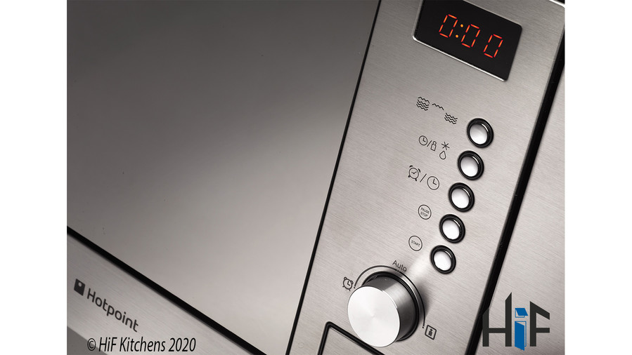 Hotpoint New style MWH 122.1 X Built-In Microwave  Image 3
