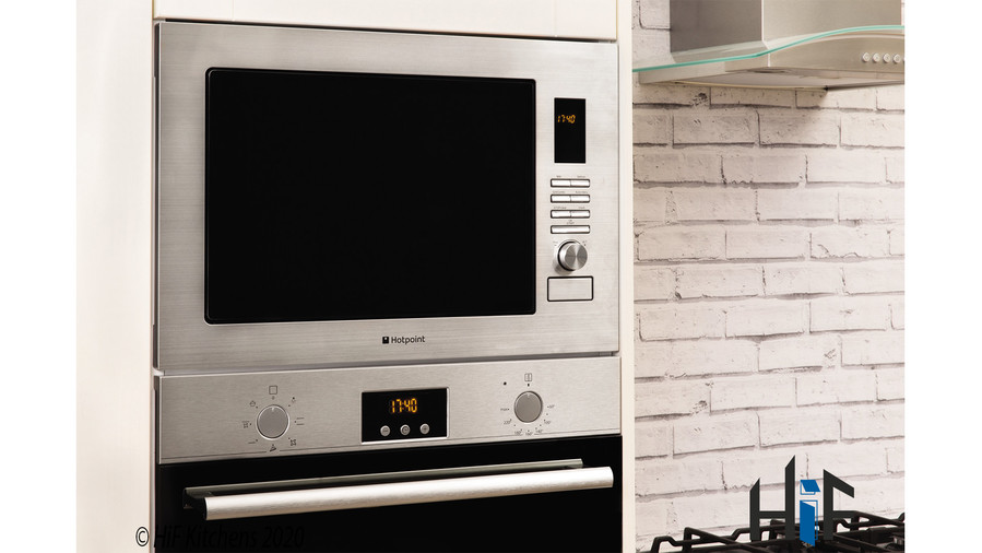 Hotpoint New style MWH 222.1 X Built-In Microwave Image 3