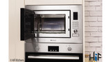 Hotpoint New style MWH 222.1 X Built-In Microwave Image 5 Thumbnail