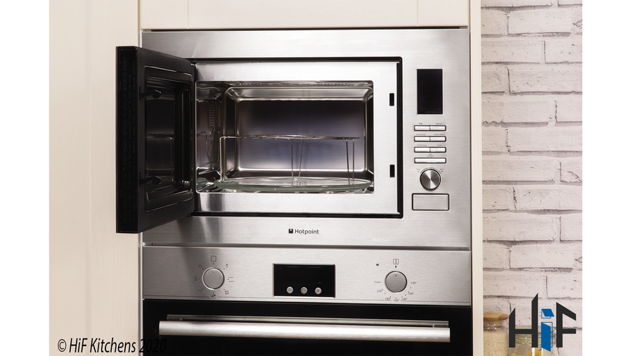 Hotpoint New style MWH 222.1 X Built-In Microwave Image 5