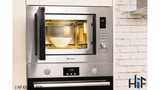 Hotpoint New style MWH 222.1 X Built-In Microwave Image 6 Thumbnail