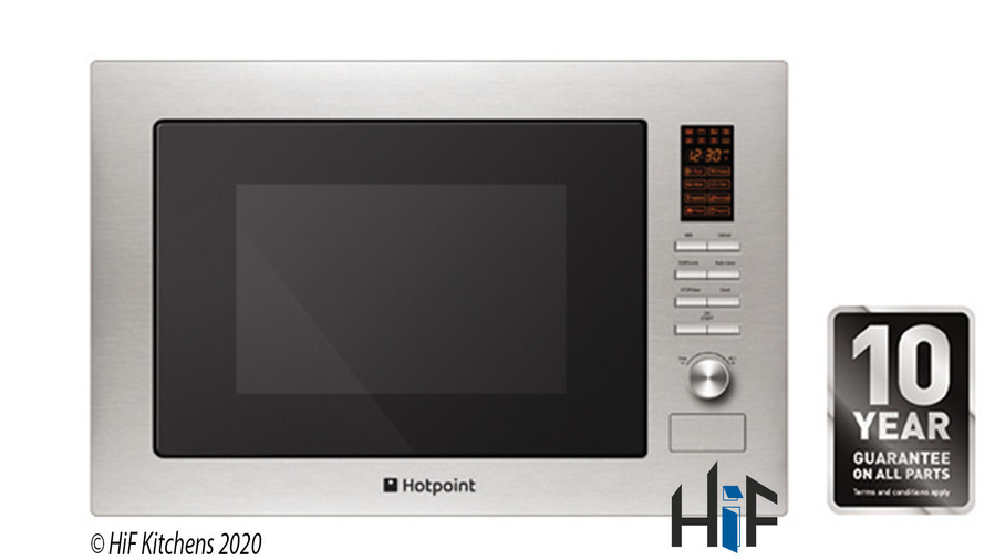 Hotpoint New style MWH 222.1 X Built-In Microwave Image 2