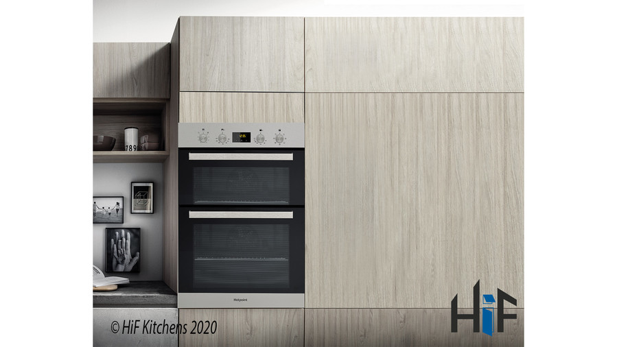Hotpoint Class 3 DKD3 841 IX Built-In Oven Image 2