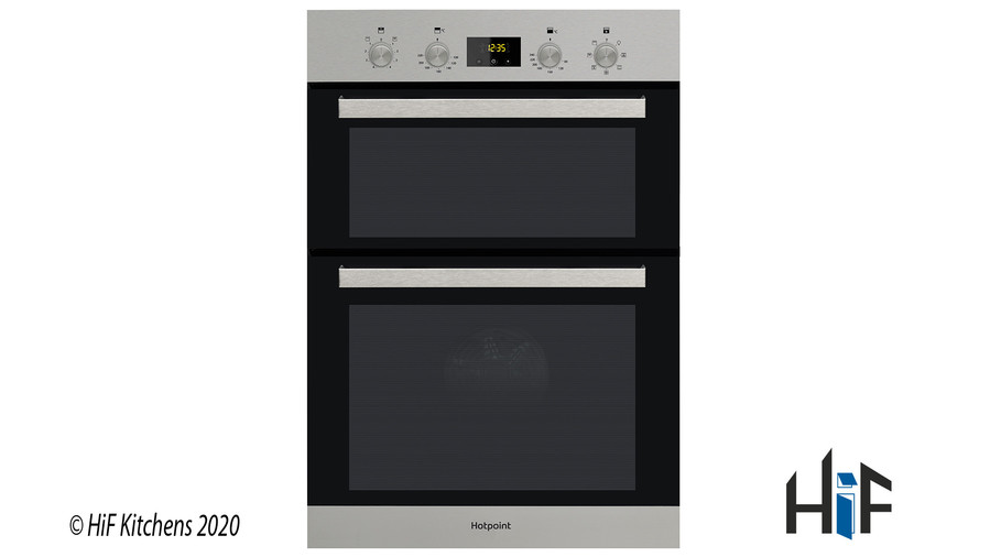 Hotpoint Class 3 DKD3 841 IX Built-In Oven Image 1