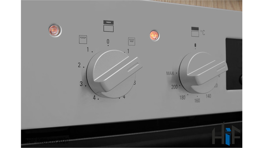 Hotpoint Class 3 DKD3 841 IX Built-In Oven Image 4