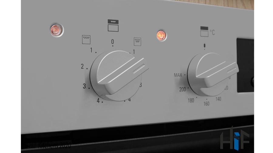 Hotpoint Class 2 DU2 540 IX Built-Under Oven Image 4