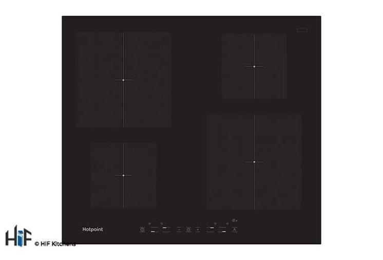Hotpoint CIA 640 C- TQ 1460S NE 60cm Induction Hob Image 1