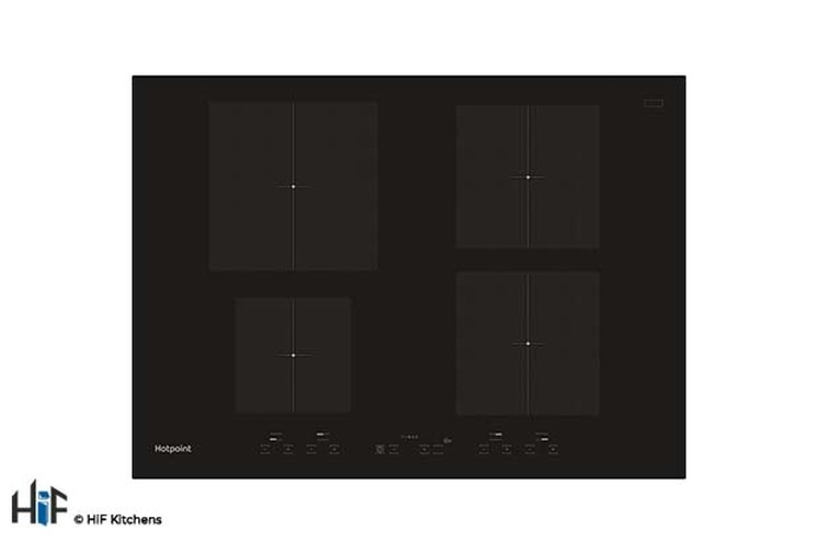 Hotpoint CID 740 B 70cm Induction Hob Image 1