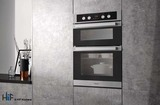 Hotpoint DKD5 841 J C IX Multifunction Built-in Double Oven Image 2 Thumbnail