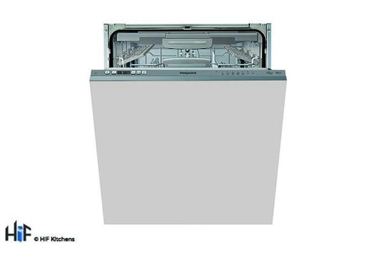 Hotpoint HIC 3C26 WF UK Int Dishwasher Image 2