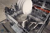 Hotpoint HIC 3C26 WF UK Int Dishwasher Image 13 Thumbnail