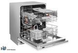 Hotpoint HIC 3C26 WF UK Int Dishwasher Image 3 Thumbnail