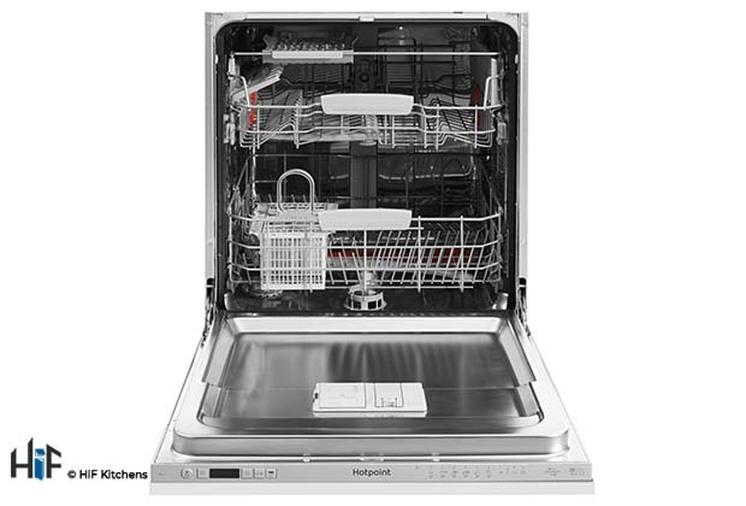 Hotpoint HIC 3C26 WF UK Int Dishwasher Image 5