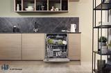 Hotpoint Ultima HIO 3C22 WS C Integrated Dishwasher Image 8 Thumbnail