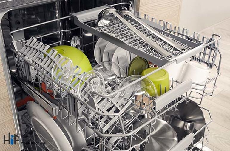 Hotpoint Ultima HIO 3C22 WS C Integrated Dishwasher Image 5