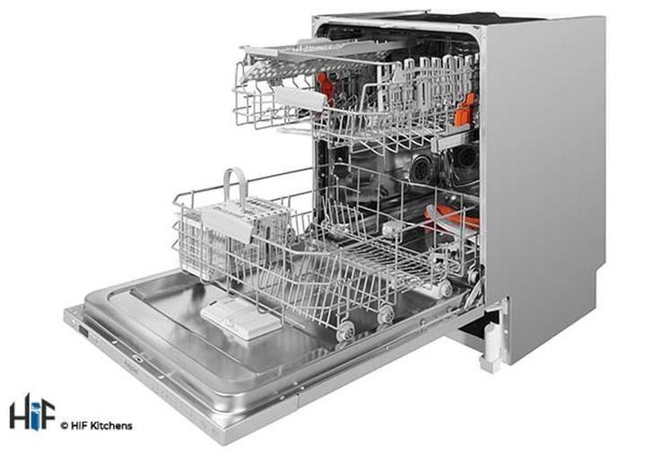 Hotpoint Ultima HIO 3C22 WS C Integrated Dishwasher Image 19