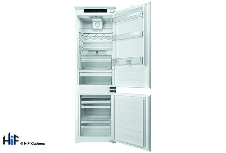 Hotpoint Day1 HM 7030 E C AA O3.1 Integrated Fridge Freezer Image 1