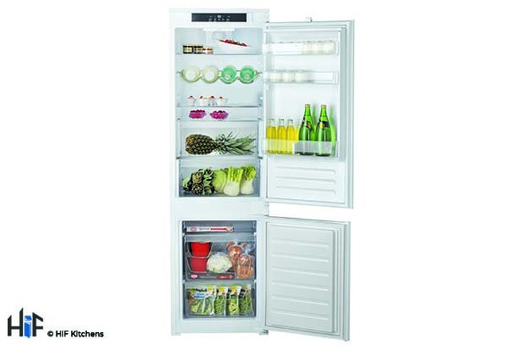 Hotpoint Day1 HM 7030 E C AA O3.1 Integrated Fridge Freezer Image 12