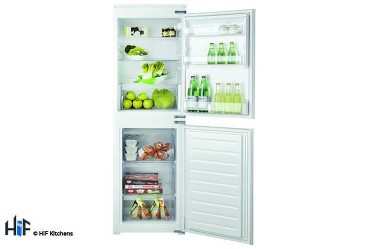 Hotpoint Aquarius HMCB 5050 AA.UK.1 Integrated Fridge Freezer Image 1