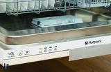 Hotpoint LTB4B019 60cm Integrated Dishwasher Image 4 Thumbnail