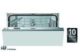 Hotpoint LTB4B019 60cm Integrated Dishwasher Image 2 Thumbnail