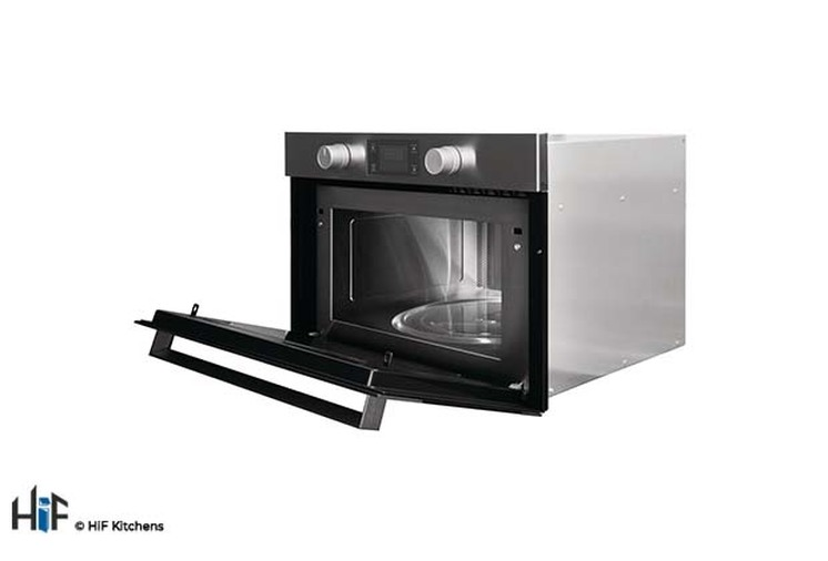 Hotpoint MD344IXH Built-In Microwave Oven With Grill Image 7