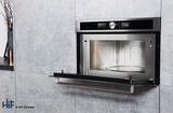 Hotpoint MD554IXH Built-In Microwave - Stainless Steel Image 4 Thumbnail