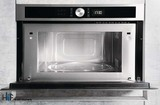 Hotpoint MD554IXH Built-In Microwave - Stainless Steel Image 3 Thumbnail