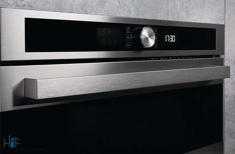 Hotpoint MD554IXH Built-In Microwave - Stainless Steel Image 5