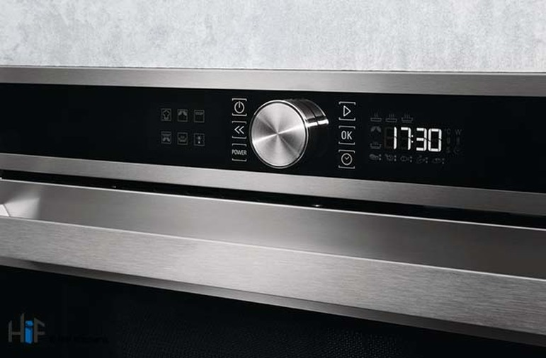 Hotpoint MD554IXH Built-In Microwave - Stainless Steel Image 6