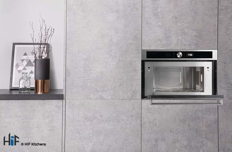 Hotpoint MD554IXH Built-In Microwave - Stainless Steel Image 8