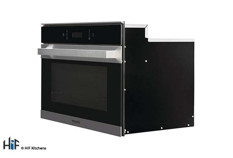 Hotpoint MP776IXH Combination Microwave Oven Image 9
