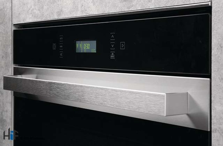 Hotpoint MP776IXH Combination Microwave Oven Image 4