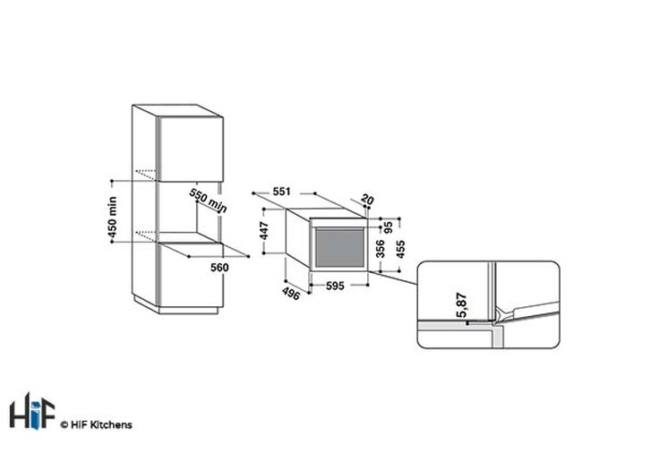 Hotpoint MS998IXH Compact Steam Oven Image 5