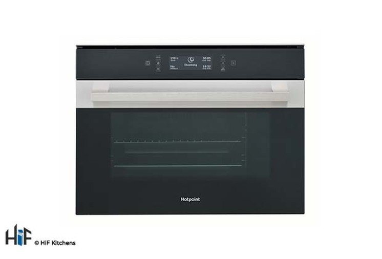 Hotpoint MS998IXH Compact Steam Oven Image 2