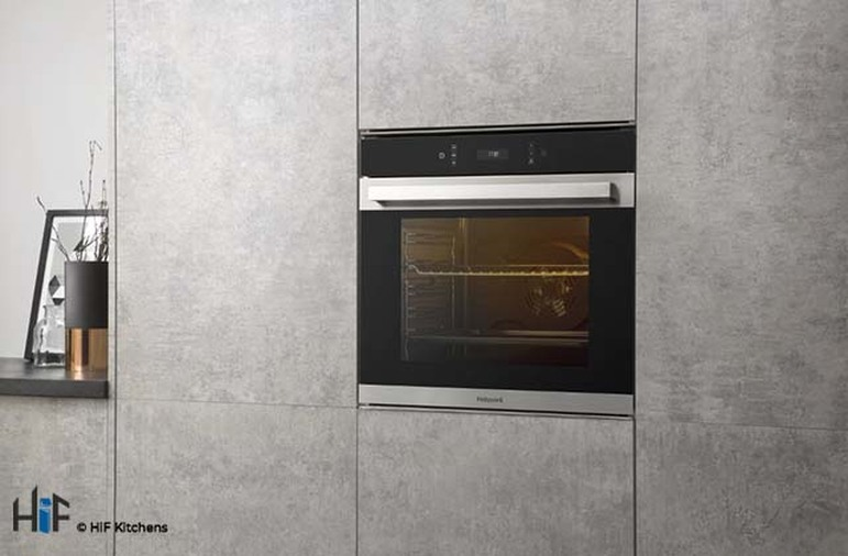 Hotpoint SI7871SCIX Multi Function Single Oven Image 6