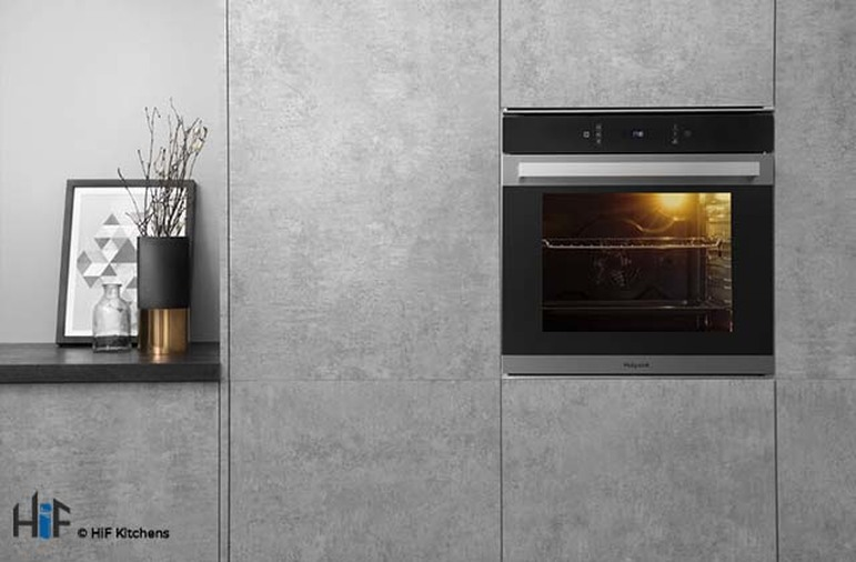 Hotpoint SI7 871 SC IX Multi Function Single Oven Image 8