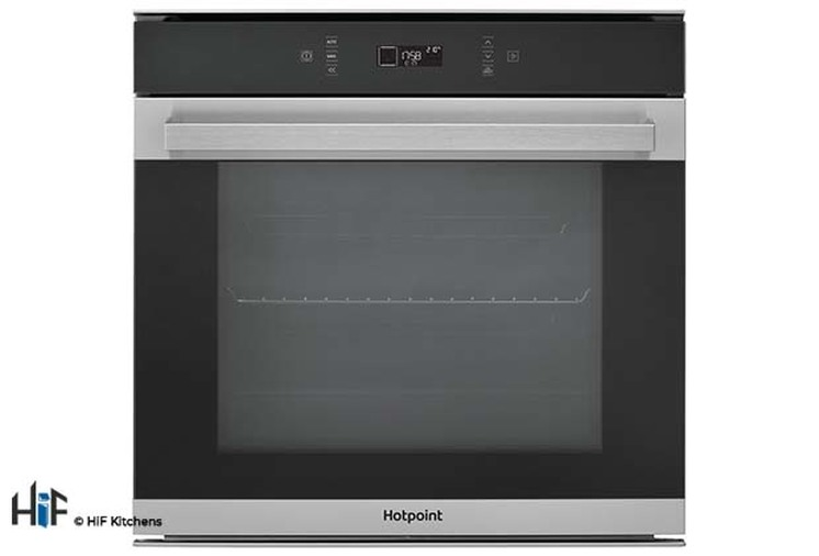 Hotpoint SI7871SCIX Multi Function Single Oven Image 1