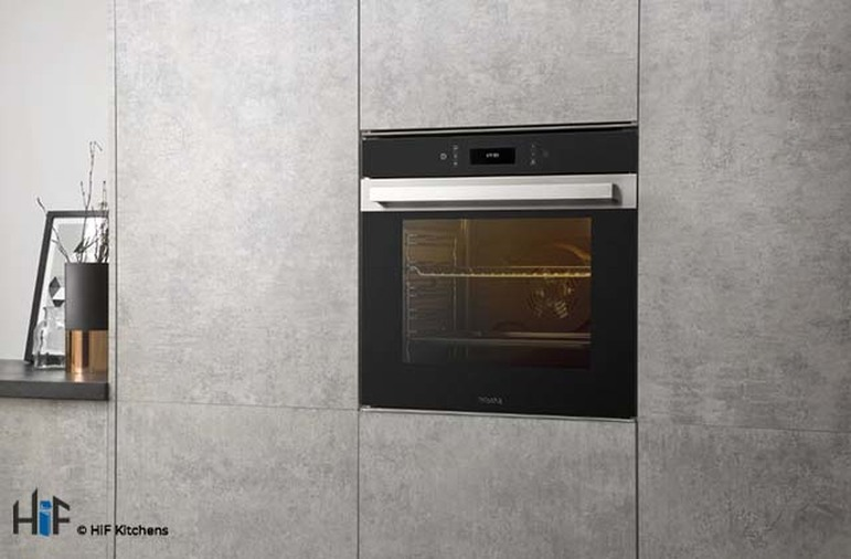 Hotpoint SI9 891 SP IX Multi Function Single Oven Image 2