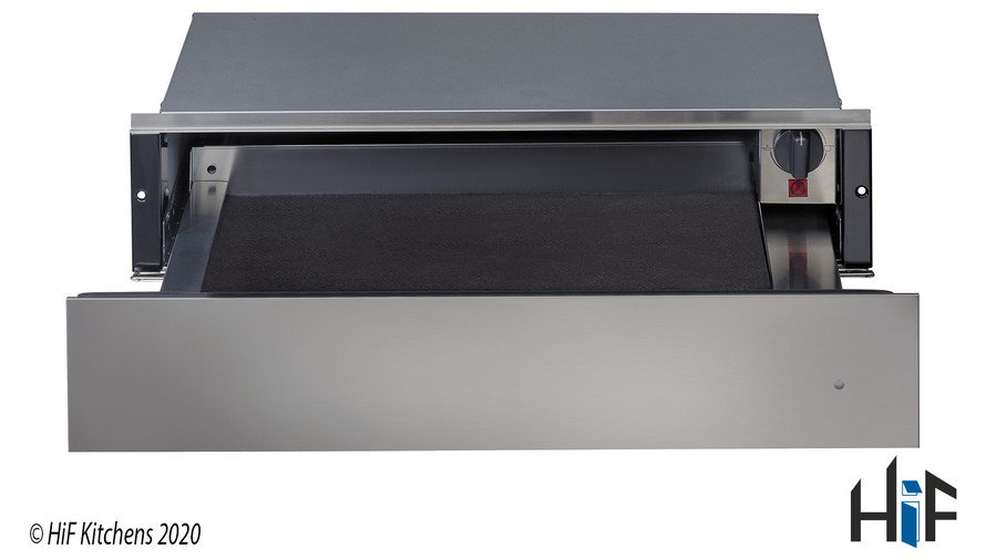 Hotpoint WD 714 IX Warming Drawer S/Steel Image 1