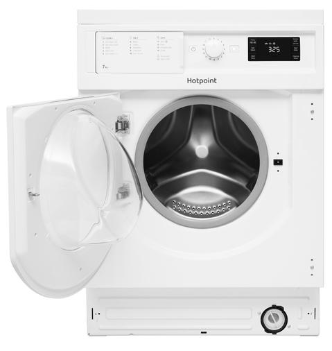 Hotpoint BI WMHG 71284 UK Integrated Washing Machine Image 8