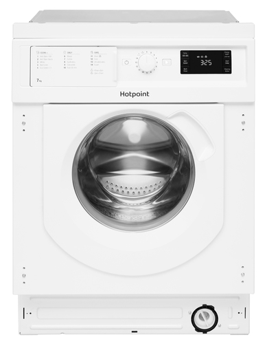 Hotpoint BI WMHG 71484 UK Integrated Washing Machine Image 7
