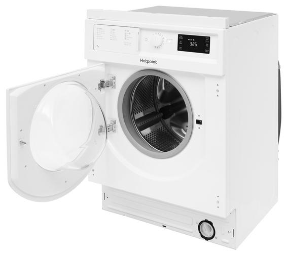 Hotpoint BI WMHG 71284 UK Integrated Washing Machine Image 6