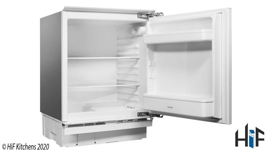 Indesit ILA1UK1 Integrated Fridge In White Image 2