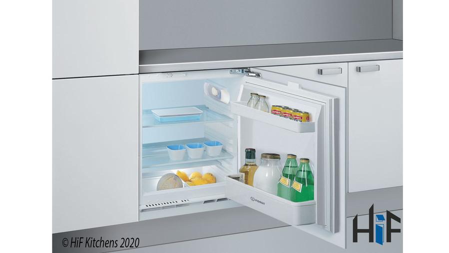 Indesit ILA1UK1 Integrated Fridge In White Image 7