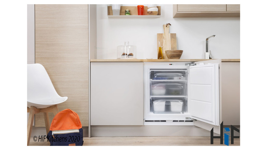Indesit IZA1.1 Integrated Freezer In White Image 6