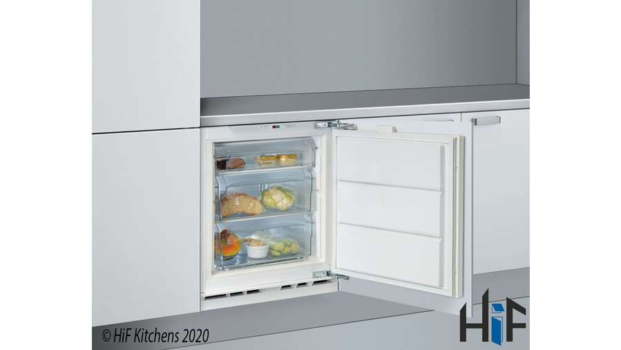 Indesit IZA1.1 Integrated Freezer In White Image 2